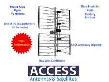 ULTIMATE Digital UHF TV Antenna Phased Array Replaces Hills Ultimax-Same Day Sh