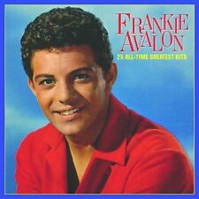 Frankie Avalon - 25 All Time Greatest Hits, New Music