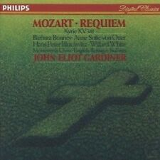 JOHN ELIOT/EBS/MONTEVERDI CHOIR GARDINER - REQUIEM KV 626/KYRIE  CD NEU