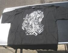 TEE SHIRT MATCHLESS MOTEUR G50 TAILLE L RECTO VERSO