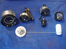 4000 801 901 FORD TRACTOR INSTRUMENT AND GAUGE KIT 12 VOLT 5 SPEED