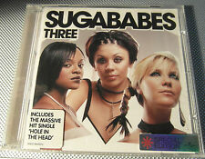 Sugababes - Three ( Album CD 2003 ) Used Very Good