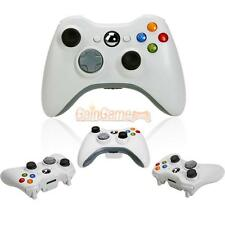 New White Wireless Game Remote Controller for Microsoft Xbox 360 Console