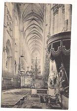 amiens  le choeur de la cathédrale