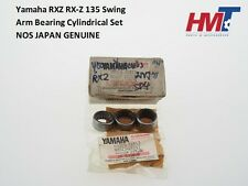 Yamaha RXZ RX-Z 135 Swing Arm Bearing Cylindrical Set NOS JAPAN GENUINE
