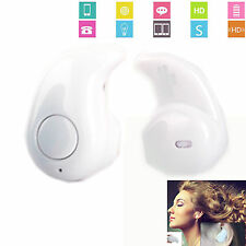 Wireless Handsfree Bluetooth Headset Earphone for Samsung Galaxy S6 S5 S4 S3 S2