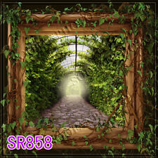Spring 10'x10' Computer-painted Scenic Photo Background Backdrop SR858B881