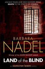Land of the Blind (INSPECTOR INKMEN), Nadel, Barbara, New Books