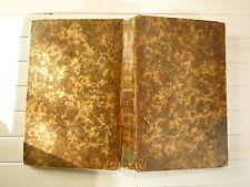 LE MAGASIN PITTORESQUE TOME PREMIER TETE DE COLLECTION RELIE 1833