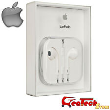 Cuffie Auricolari EarPods Originali BLISTER MD827ZM/A pr Apple iPhone 4S 5 5S 5C