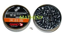 Gamo TS-10 .177 Caliber Round Dome Pointed Hunting Pellets 200 Ct ~Air Gun BB