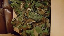 New Molle II Canteen Pouch, General Purpose Pouch Woodland Camo