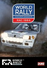 World Rally Championship - RAC 1984 Review (New DVD) FIA WRC Vatanen Mikkola