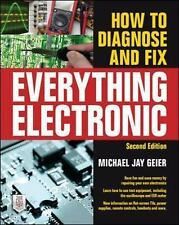 How to Diagnose and Fix Everything Electronic, Second Edition by Michael...