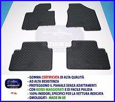 Tappetini auto in Gomma su misura Tappeti Set per Hyundai ix35 2013