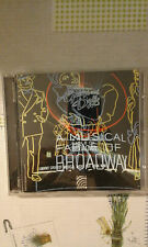 A MUSICAL OF BROADWAY  VOL. 1  - COLONNA SONORA  - CD