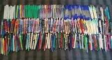 enorme lotto 300 penne vintage Tratto, Fila, Pentel, Corvina, Koh-I-Noor