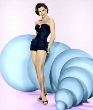 Cyd Charisse UNSIGNED photo - C494 - SEXY!!!!!