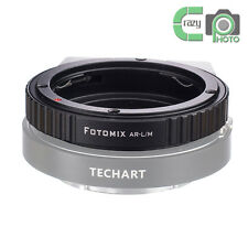 Konica AR Lens to Leica M LM Mount Adapter for M9 M8 M7 M6 M5 for TECHART LM-EA7
