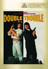 Double Trouble DVD (1991) - The Barbarian Brothers, John Paragon
