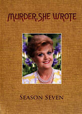 Murder She Wrote - The Complete Seventh Season (DVD, 2014, 5-Disc Set)