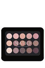 NEW Natio Natural Shades Eyeshadow Palette - Rosebud