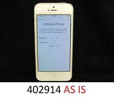 Apple iPhone 5 - White & Silver - A1428 - unknown carrier/capacity