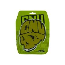 GNU snowboard 2014 SKULL STOMP PAD TRACTION ~NEW in package~!!