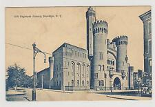 BROOKLYN 13TH REGIMENT MILITARY ARMORY BY HAGEMEISTER OF NYC