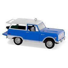 1970 Ford Bronco - 2016 Hallmark Ornament - All American Trucks - #22 - Classic