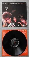 The Pointer Sisters - Contact - Original UK Issue - Soul