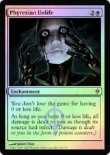 FOIL   Phyrexian Unlife / Unleben  - NEW PHYREXIA -  englisch  (near-mint -)