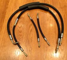 1955 1956 1957 CHEVY POWER STEERING HOSE SET  set of 4  8 Cyl