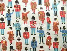 FQ Guards And Friends Cath Kidston Cotton Duck Fabric