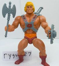 MOTU, Commemorative He-Man, Masters of the Universe, figure, complete