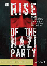 The Rise of the Nazi Party (DVD, 2014, 3-Disc Set)
