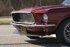 1967-1968 Mustang Fiberglass Front Chin Spoiler - Made In The USA