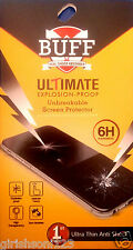 BUFF Ultimate Explosion Proof Unbreakable Screen Guard New Technology Redmi 2