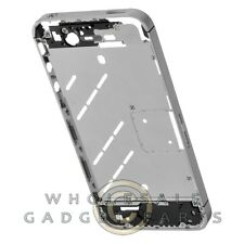 Housing Mid Plate for Apple iPhone 4S CDMA GSM Silver Body Frame Chassis Cover