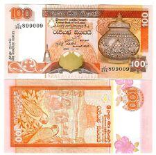 SRI LANKA 100 RUPEES 2005 UNC P 118 c
