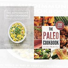 Paleo Cookbook Collection 2 Books Set The Autoimmune Paleo Cookbook, New