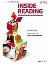 Inside Reading 2e Student Book Intro (The Academic Word List in Context) by Nur