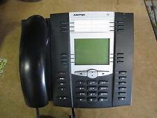 Aastra 55i (6755i) VOIP Telefoon Telephone Phone Handset 4-lines PoE Black Zwart