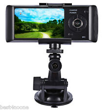 2.7 R300/X3000 Dual Lens Dash Vehicle Camera Car DVR GPS Camera Video Recorder