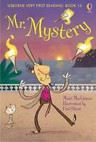 Mr Mystery (First Reading) (Usborne Very First Reading),VERYGOOD Book