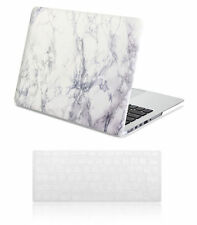 """Rubberized Hard Case Shell &Keyboard Cover for Macbook Pro 13/15"""" Air 11/13 inch"""