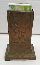 Antique Aesthetic Arts and Crafts Movement Copper Match Striker