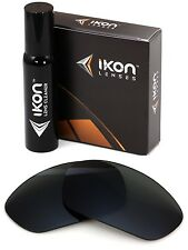 Polarized IKON Replacement Lenses For Oakley Straight Jacket 2007 Black