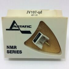 PHONOGRAPH NEEDLE JVC 4DT-1X  IN ASTATIC PKG  JV107-QD, NOS/NIB
