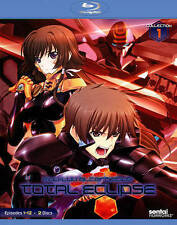 Muv-Luv Alternative: Total Eclipse - Collection 1 (Blu-ray Disc, 2015, 2-Disc...